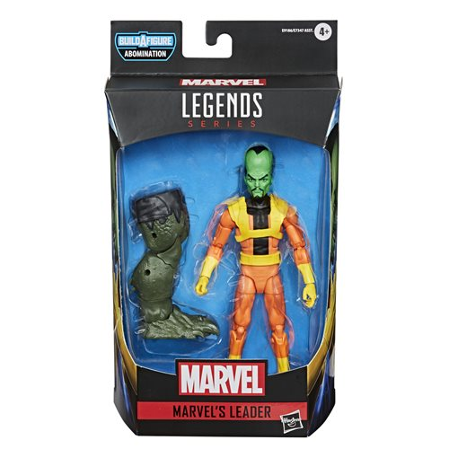 Avengers Video Game Marvel Legends 6-Inch Leader Action Figure