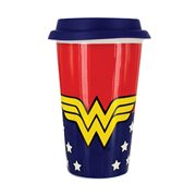 DC Comics Wonder Woman 12 oz. Travel Mug