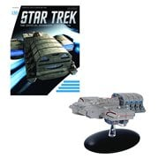 Star Trek Starships Dala Ship Vehicle with Collector Magazine #135