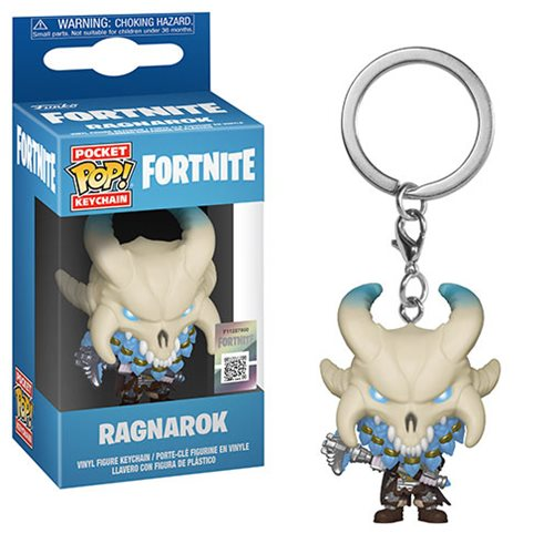 Fortnite Ragnarok Pocket Pop! Key Chain