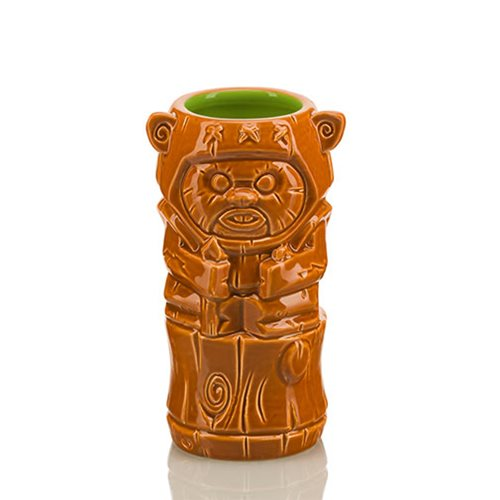 Star Wars Series 2 Ewok Wicket 14 oz. Geeki Tikis Mug