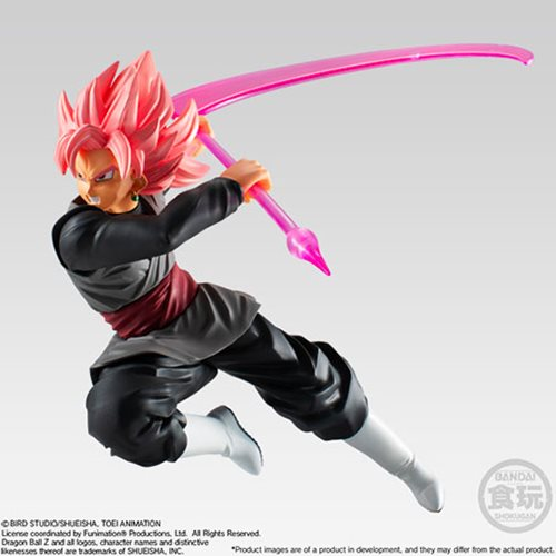 Dragon Ball Super Saiyan Rose Goku Black Styling Mini-Figure