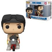 Dumb and Dumber Lloyd with Bicycle Pop! Vinyl Vechicle