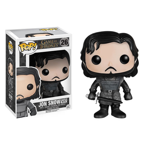 Game of Thrones Jon Snow Training Ground Pop! Vinyl Figure