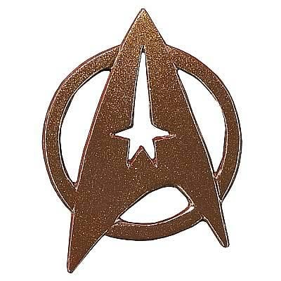 Star Trek Federation Enlisted Rank Pin