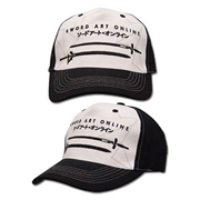 Sword Art Online Logo and Sword Hat