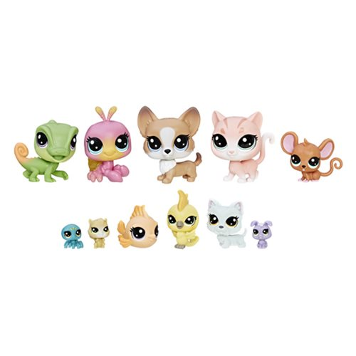 Littlest Pet Shop House Pets Mini-Figures