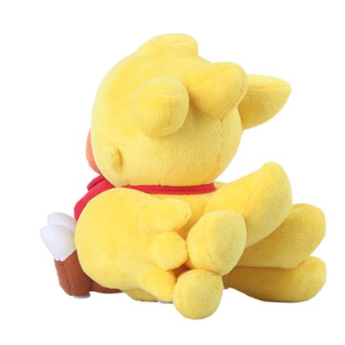 Final Fantasy Chocobo's Mystery Dungeon Every Buddy Freelancer Plush
