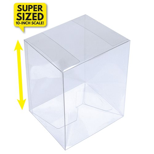 Entertainment Earth 10-Inch Vinyl Collectible Collapsible Protector Box 2-Pack