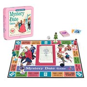 Mystery Date Nostalgia Tin Board Game