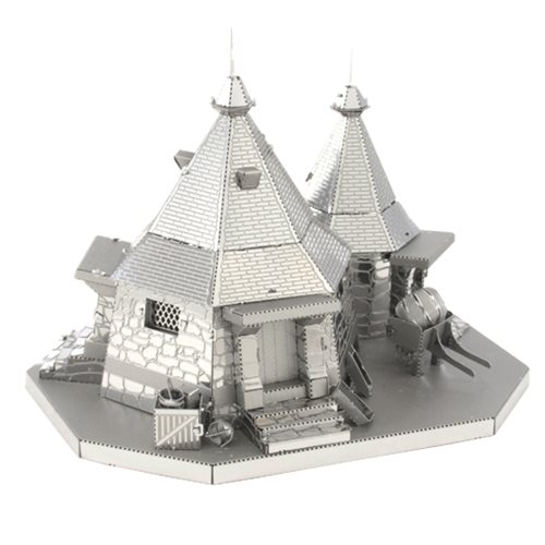 Harry Potter Rubeus Hagrid's Hut Metal Earth Model Kits