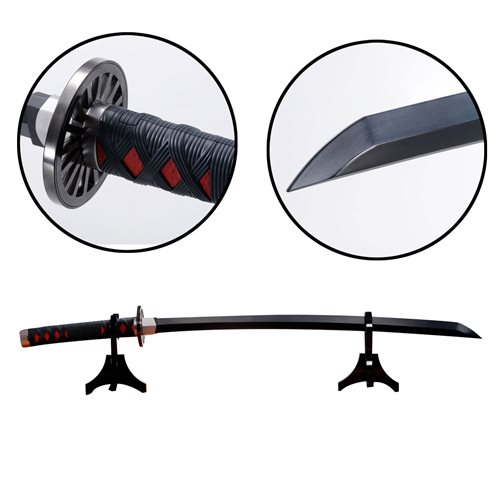 Demon Slayer Nichirin Sword Tanjiro Kamado Proplica Replica