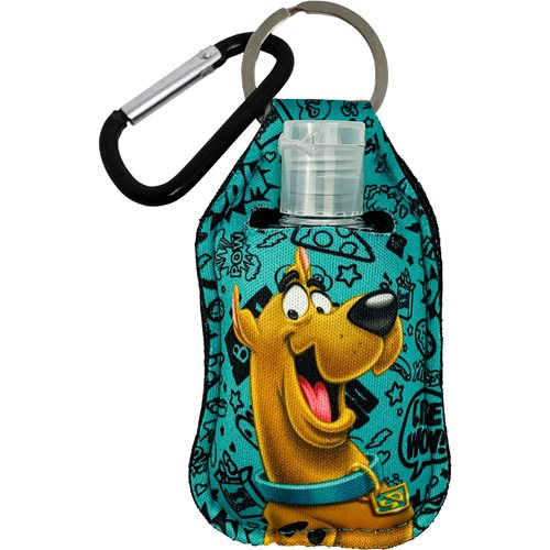 Scooby-Doo On the Go Sanitizer Cover