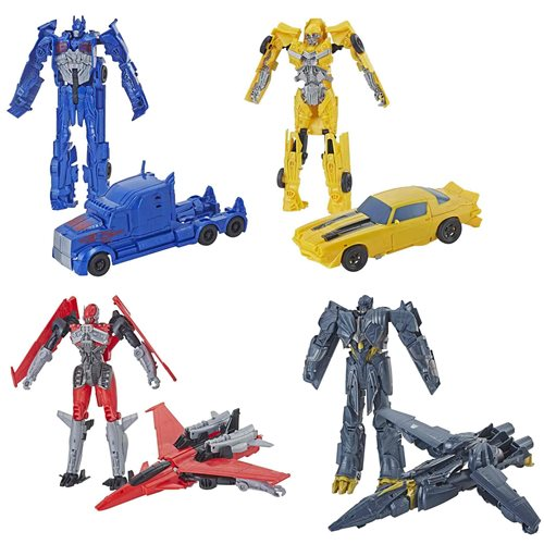 Transformers Bumblebee Titan Changers Wave 2 Case