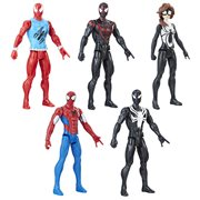 Spider-Man Web Warriors 12-Inch Action Figures Wave 1 Case