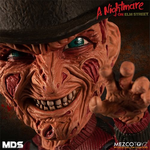 A Nightmare on Elm Street 3: Dream Warriors Freddy Krueger Stylized 6-Inch Action Figure