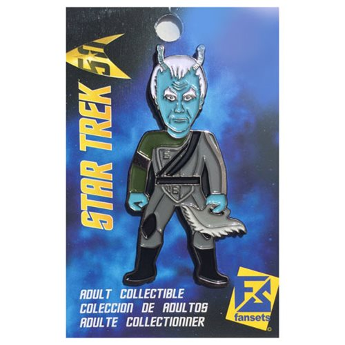 Star Trek Thy'Lek Shran Pin