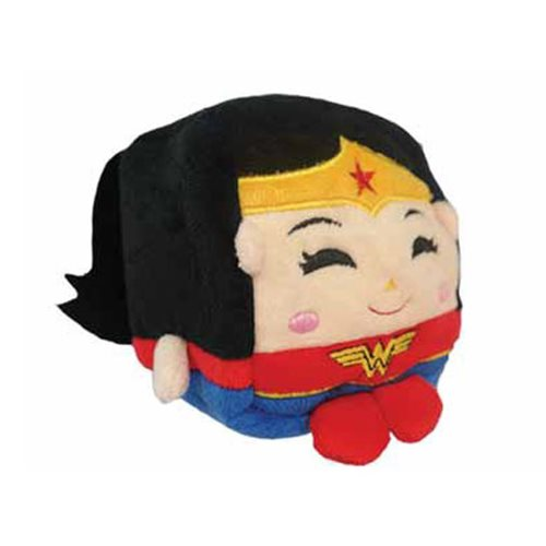 DC Comics Wonder Woman Kawaii Cube Plush