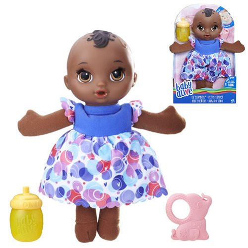 Baby Alive Lil' Slumbers African American Doll Doll