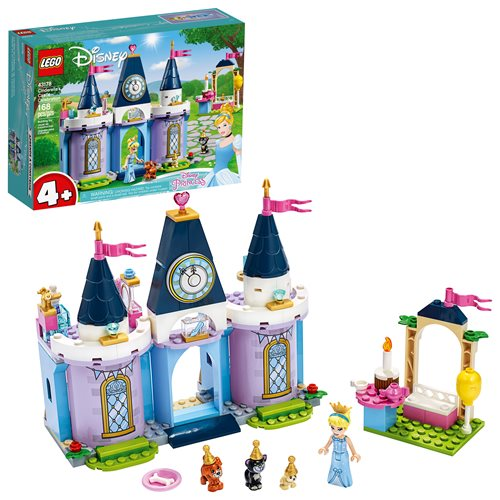 LEGO 43178 Disney Princess Cinderella's Castle Celebration