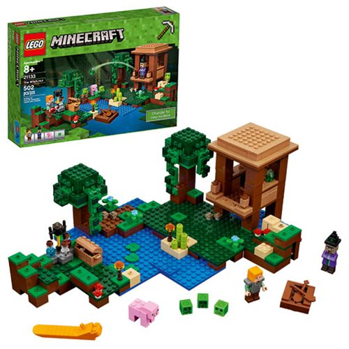 LEGO Minecraft Creative Adventures 21133 The Witch Hut