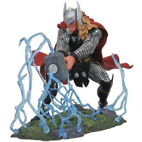 Marvel Gallery Thor Comic Statue, Not Mint