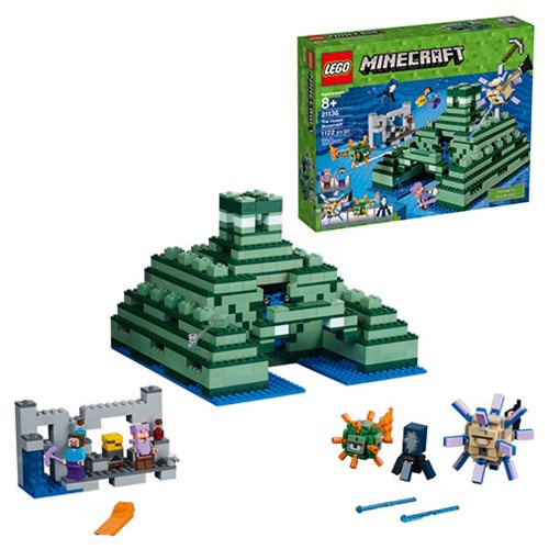 LEGO Minecraft Creative Adventures 21136 The Ocean Monument