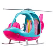 Barbie Travel Helicopter Vehicle