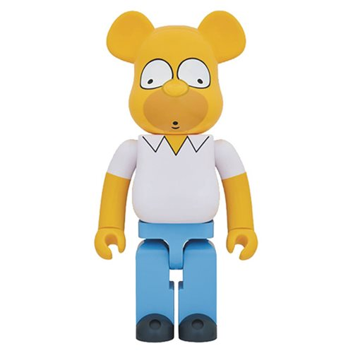 Simpsons Homer 100% Bearbrick Vinyl Figure