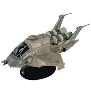 Battlestar Galactica Modern Raptor with Collector Magazine #10
