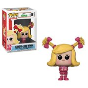 The Grinch Movie Cindy-Lou Who Pop! Vinyl Figure #661