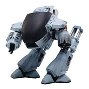 RoboCop Battle Damaged ED-209 1:18 Scale Action Figure - Previews Exclusive