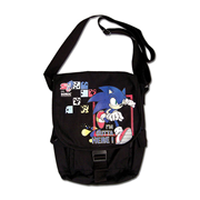 Sonic the Hedgehog Sonic Run Away Messenger Bag
