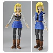 Dragon Ball Z Android 18 Figure-rise Standard Model Kit