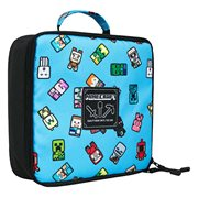Minecraft Bobble Mobs Lunch Box
