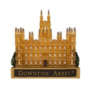 Downton Abbey LED Castle 8 1/4-Inch Ornament