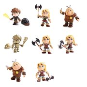 HTTYD Heroes & Humans Wv. 2 Action Vinyl Figure Display Case
