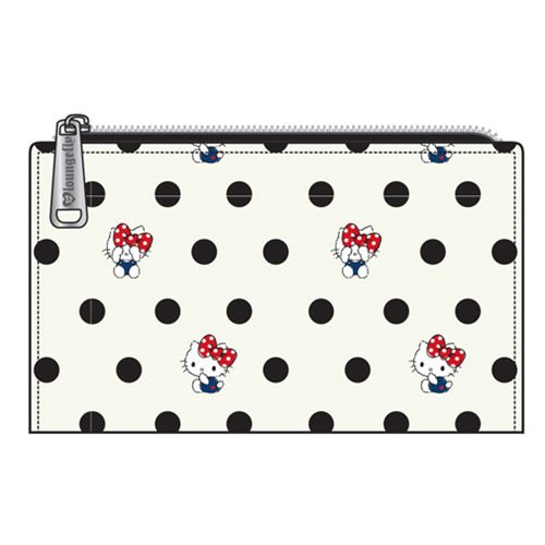 Hello Kitty Polka Dot Wallet