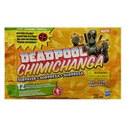 Deadpool Chimichanga Surprise Figures Order 2 4-Pack