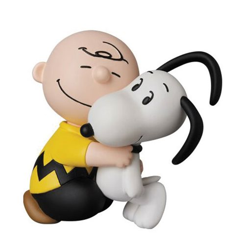 Peanuts Charlie Brown and Snoopy UDF Mini-Figures