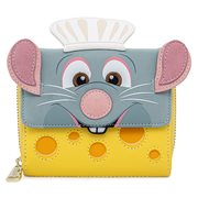 Ratatouille Remy Cosplay Zip-Around Wallet
