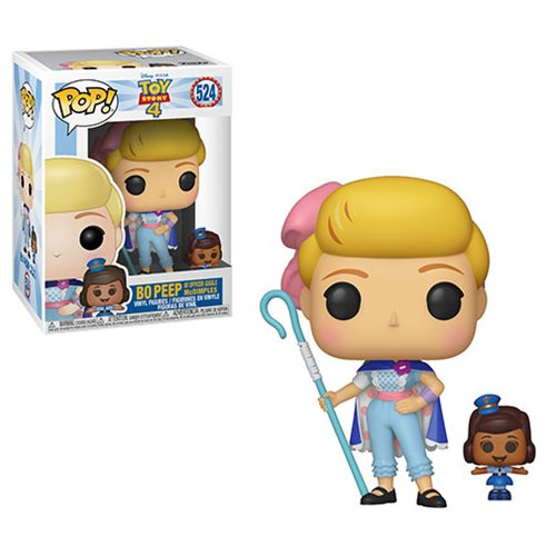 Toy Story 4 Bo Peep Pop! Vinyl Figure, Not Mint