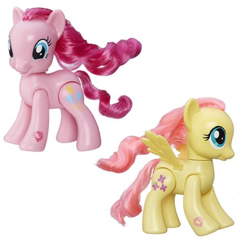 My Little Pony Explore Equestria Action Figures Wave 1