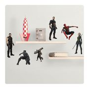Avengers: Infinity War Characters Peel and Stick Wall Decals