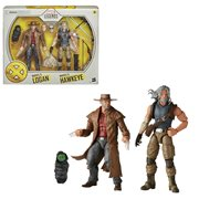 X-Men Marvel Legends Hawkeye and Old Man Logan 6-Inch Action Figure 2-Pack