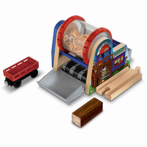 Thomas the Tank Engine Wooden Railway Wood Chipper