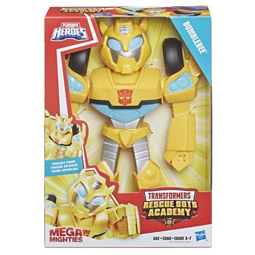 Transformers Mega Mighties 12-Inch Action Figures Wave 4
