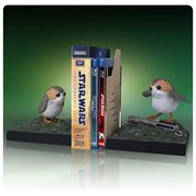 Star Wars Porg Bookends Statue