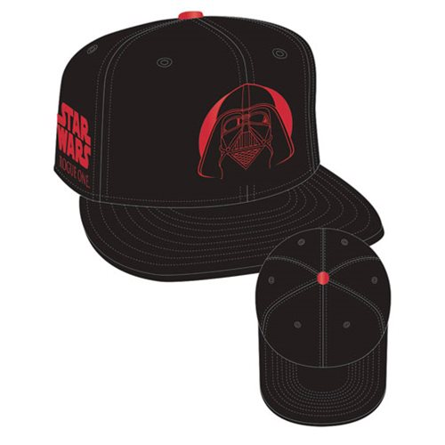 Star Wars Rogue One Darth Vader 950 Snap Back Cap