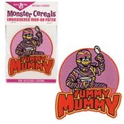 General Mills Yummy Mummy Embroidered Iron-On Patch